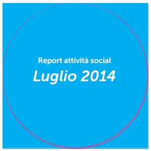 Report Luglio 2014