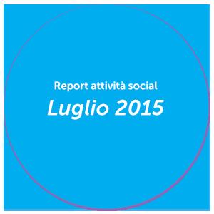 Report Luglio 2015