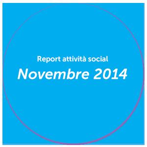 Report Novembre 2014