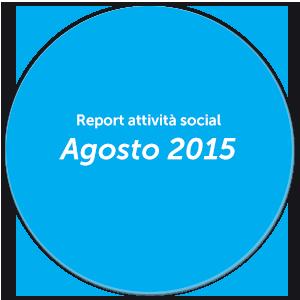 Report Agosto 2015