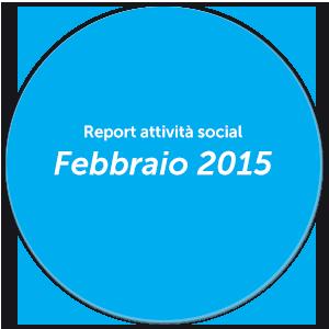 Report Febbraio 2015