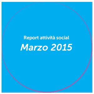 Report Marzo 2015